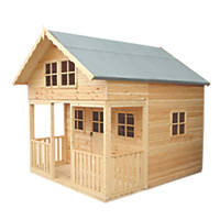 Shire Lodge Playhouse 8 x 9'