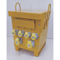 Carroll & Meynell  10kVA Continuous Step-Down Isolation Transformer 230V/110V