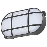 Coast CZ-34027-BLK Oval LED Bulkhead Black 15W