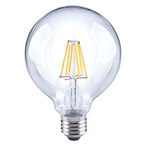 lap es globe led virtual filament light bulb 810lm 7w. Black Bedroom Furniture Sets. Home Design Ideas