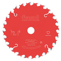 Freud TCT Circular Saw Blade 165 x 20mm 24T