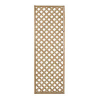 Forest Rosemore Softwood Rectangular Trellis 2 x 6' 3 Pack