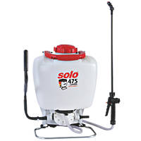 Solo SO475/D White Comfort Backpack Sprayer 15Ltr