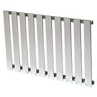 Reina Pienza Designer Radiator 550 x 825mm Chrome