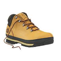 Timberland Pro Splitrock Pro Safety Boots Wheat Size 7