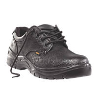 Site Coal   Safety Shoes Black Size 6