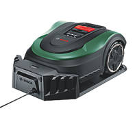 Bosch 18V 2.5Ah Li-Ion  Brushless Cordless 19cm Indego M+ 700 Robotic Lawn Mower