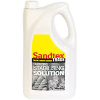 Sandtex Quick-Dry Stabilising Solution  5Ltr