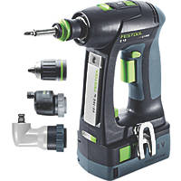 Festool C 18 Li  18V 5.2Ah Li-Ion Airstream Brushless Cordless Drill Driver