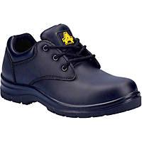 Amblers AS715C Metal Free Ladies Safety Shoes Black Size 3