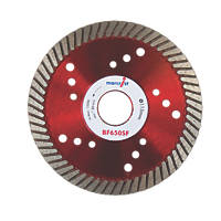 Marcrist  Multi-Material Diamond BF650SF Turbo Blade 115 x 22.2mm