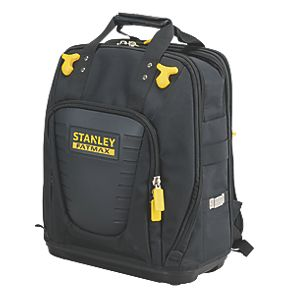 stanley fatmax quick access backpack tool bags. Black Bedroom Furniture Sets. Home Design Ideas