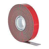 Scotch VHB Permanent Double-Sided External Mounting Tape Grey 5m x 19mm