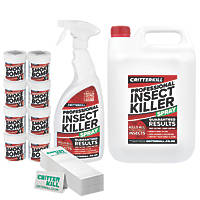 Critterkill Insect Pest Control Kit 4 Room/s