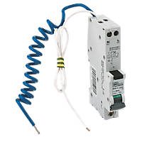 MK Sentry  16A 30mA SP Type B  RCBO