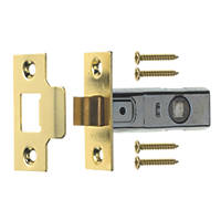 ERA Brass 188-32 Tubular Mortice Latch 64mm Case - 45mm Backset