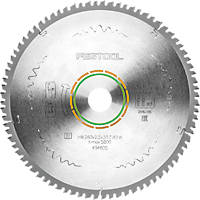 Festool Fine-Tooth TCT Circular Saw Blade 260 x 30mm 80T