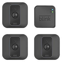 Blink XT2 Wireless Smart Camera System with 3 Cameras