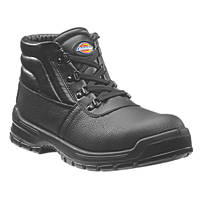 Dickies Redland 2   Safety Boots Black Size 8