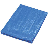 Tough Trade Quality Reversible Tarpaulin 4 x 5m
