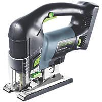 Festool PSBC 420 Li 18V Li-Ion  Brushless Cordless Jigsaw - Bare