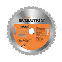 Evolution Circular Saw Blade 185 x 20mm 20T