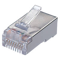 Ideal RJ45 8P/8C Modular Plug 25 Pack