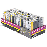 Diall Alkaline AA Batteries 40 Pack