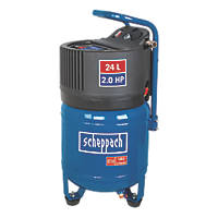 Scheppach HC24V 24Ltr Electric Vertical Air Compressor 240V