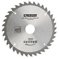 Erbauer TCT Saw Blade 160 x 20mm 36T