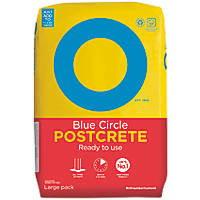 Tarmac Blue Circle Postcrete Grey 20kg