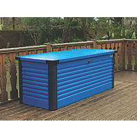 Trimetals Patio Box 1350 x 785 x 725mm Blue