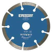 Erbauer Diamond Segmented Blade 125 x 22.23mm