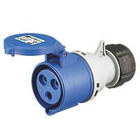 MK 16A 2P+E Connector 200-250V