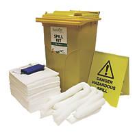 Lubetech  200Ltr Oil-Only Spill Response Kit