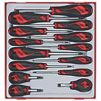 Teng Tools TTD914N Mixed  Screwdriver Set 14 Pieces