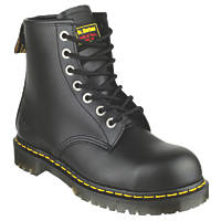 Dr Martens Icon 7B10   Safety Boots Black Size 8