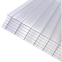 Axiome Fivewall Polycarbonate Sheet Clear 1000 x 32 x 4000mm