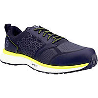 Timberland Pro Reaxion Metal Free  Safety Trainers Black/Yellow Size 6