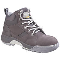 Dr Martens Opal  Ladies Safety Boots Grey Size 8
