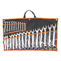 Magnusson Combination Spanner Set 25Pcs
