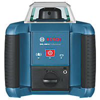 Bosch GRL 400H Rotary Laser Level with Tripod
