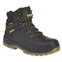 DeWalt Newark   Safety Boots Black Size 9