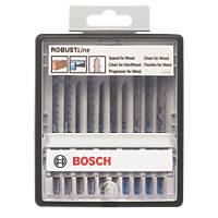 Bosch RobustLine Jigsaw Blade Set
