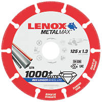 Lenox  Metal Diamond Cutting Disc 125 x 22.2mm