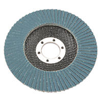 Erbauer  Flap Disc 115mm 80 Grit