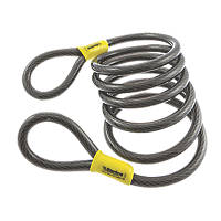 Sterling Steel Braided Security Cable 2.1m x 12mm