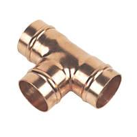 Flomasta   Solder Ring Equal Tee 28mm