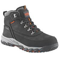 Scruffs Scarfell   Safety Boots Black Size 8
