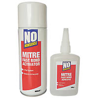 No Nonsense  Mitre Adhesive Trade Pack 400ml